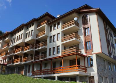 Апартаментен хотел
