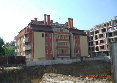 Жилишна сграда